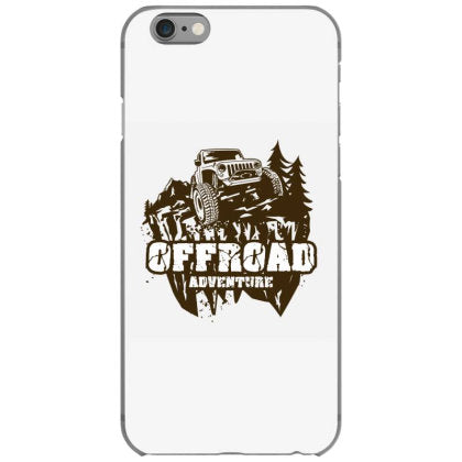off road adventure 4x4 iphone 6 6s hoesjes
