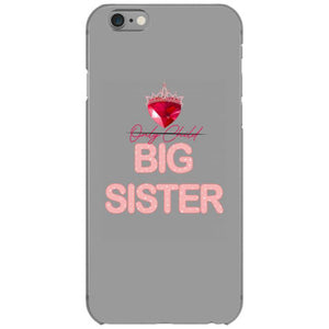 only child big sister iphone 6 6s hoesjes