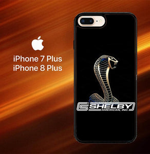 Ford Mustang Shelby E1582 hoesjes iPhone 7 Plus , iPhone 8 Plus