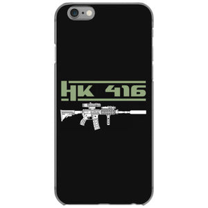 rifle hk 416 iphone 6 6s hoesjes