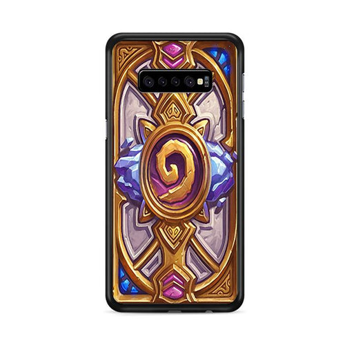 World of Warcraft Hearthstone Maraad Samsung Galaxy S10e hoesjes