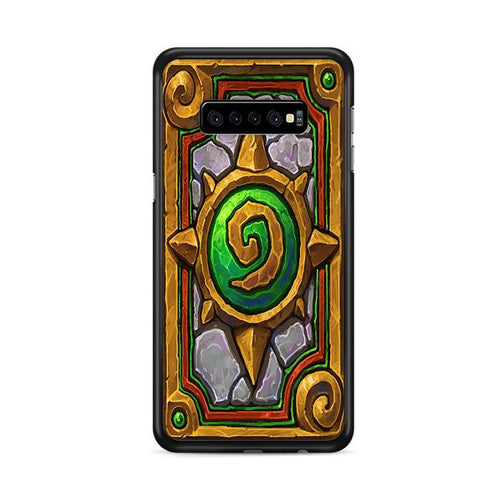 World of Warcraft Hearthstone Nexxramas Samsung Galaxy S10e hoesjes