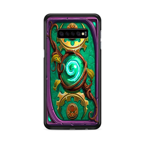 World of Warcraft Hearthstone Ysera Samsung Galaxy S10e hoesjes