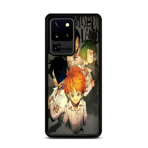 The Promised Neverland Wallpaper Samsung Galaxy S20 Ultra hoesjes