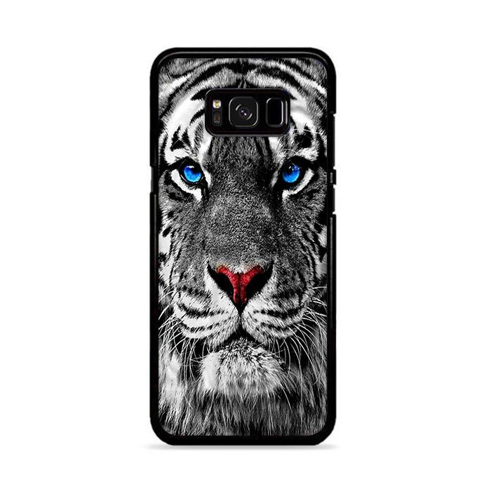 White Tiger Samsung Galaxy S8 Plus hoesjes