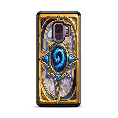 World of Warcraft Hearthstone Legacy of The Void Samsung Galaxy S9 hoesjes