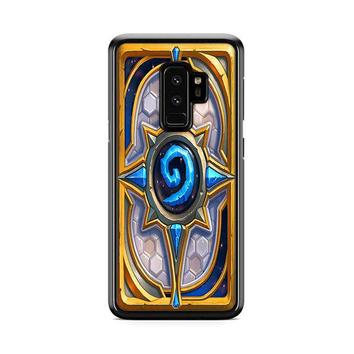 World of Warcraft Hearthstone Legacy of The Void Samsung Galaxy S9 Plus hoesjes