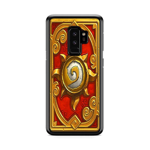 World of Warcraft Hearthstone Pandaria Samsung Galaxy S9 Plus hoesjes