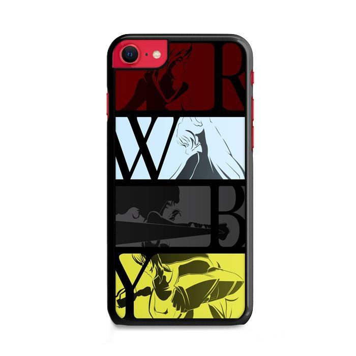 RWBY Characters iPhone SE 2020 (2nd Gen) hoesjes