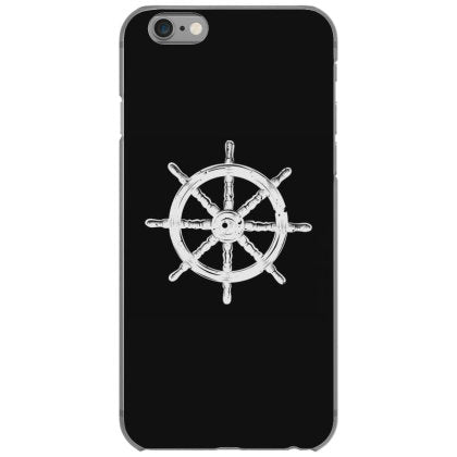ship s wheels captain nautical for ocean lake river iphone 6 6s hoesjes