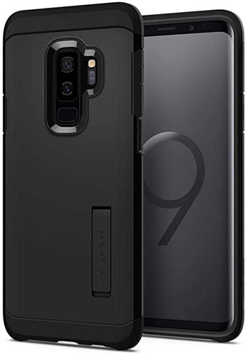 spigen tough armor hoesje samsung galaxy s9 plus black