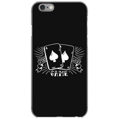 stay lucki game iphone 6 6s hoesjes