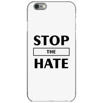 stop the hate iphone 6 6s hoesjes