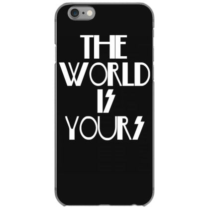 the world is yours iphone 6 6s hoesjes