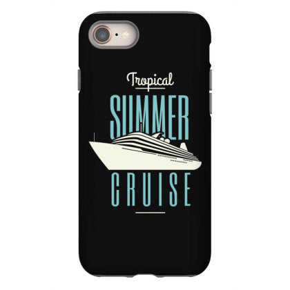 tropical summer cruise iphone 8 hoesjes