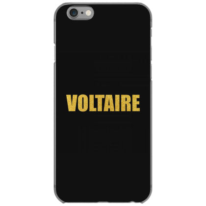 voltaire quality shirt voltaire quote teacher shirts teacher gifts iphone 6 6s hoesjes