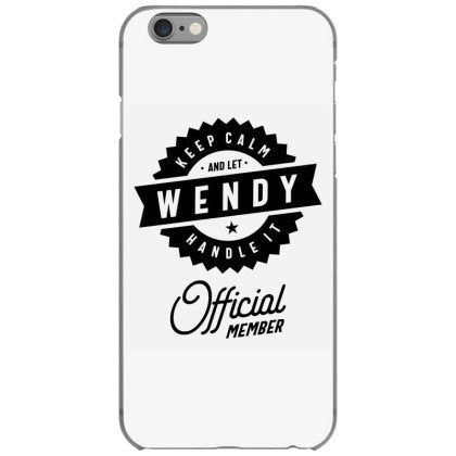 wendy personalized name birthday gift iphone 6 6s hoesjes