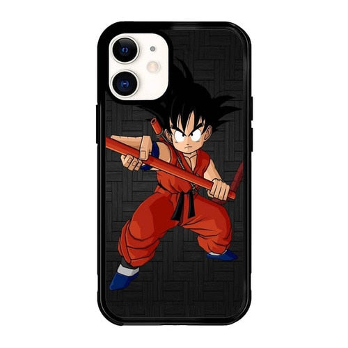 Dragon Ball Goku P1006 Iphone 12/iphone 12 mini/iphone 12 pro/iphone 12 pro max hoesje