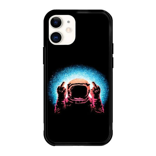 Fucking Astronout P1091 Iphone 12/iphone 12 mini/iphone 12 pro/iphone 12 pro max hoesje
