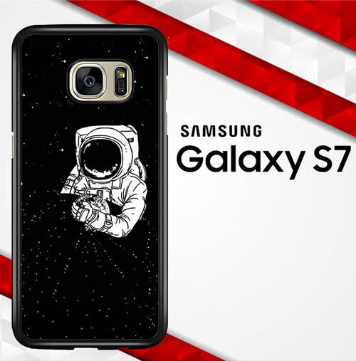 Astro Hug The Planet P0161 Samsung Galaxy S7 hoesjes