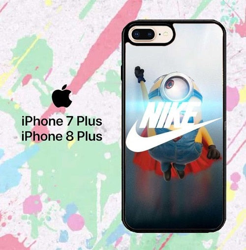 Nike P0664 hoesjes iPhone 7 Plus , iPhone 8 Plus