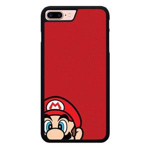 Super Mario Nintendo P1826 hoesjes iPhone 7 Plus , iPhone 8 Plus