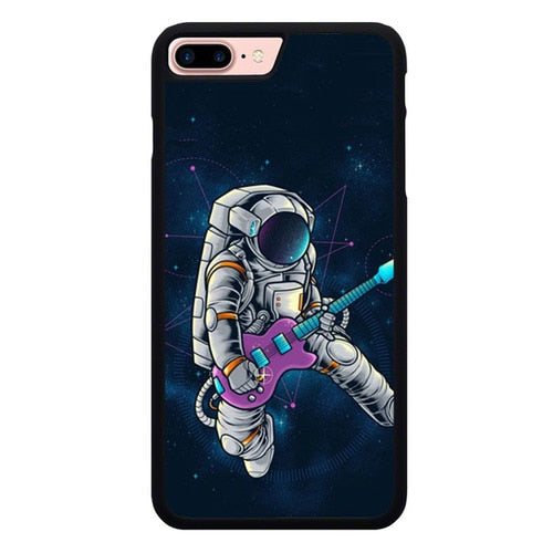 Astro Spacebar Rocker P1936 hoesjes iPhone 7 Plus , iPhone 8 Plus