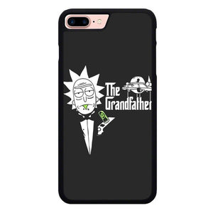 The Grandfather Of Rick P1989 hoesjes iPhone 7 Plus , iPhone 8 Plus