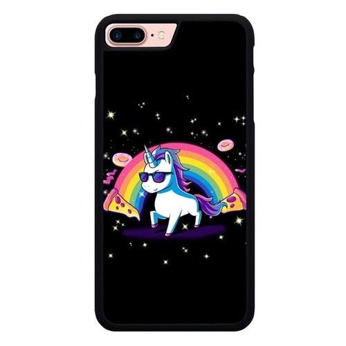 Unicorn Boy Cool P2011 hoesjes iPhone 7 Plus , iPhone 8 Plus