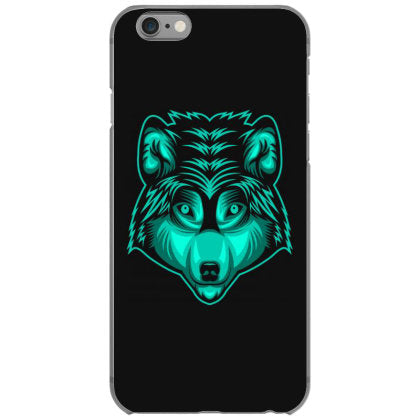 wolf iphone 6 6s hoesjes