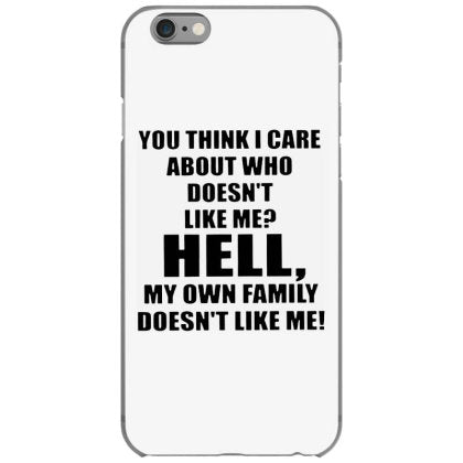 you think i care iphone 6 6s hoesjes