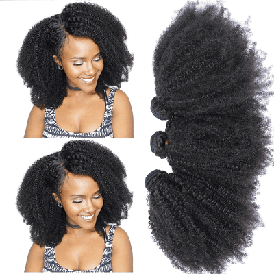 meches pour tissages kinky curly