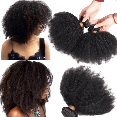 mèches pour tissages afro kinky