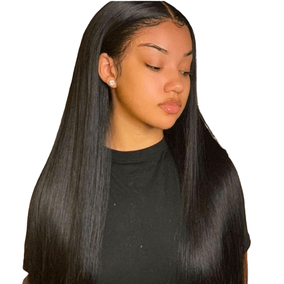 Perruque 20 Pouces Lisse (+ Baby Hair)