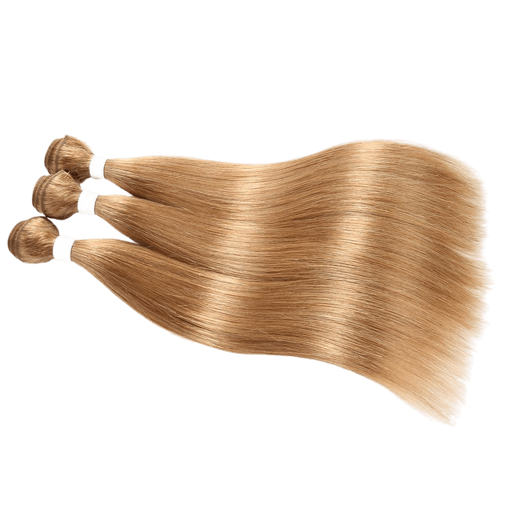 tissages blond caramel