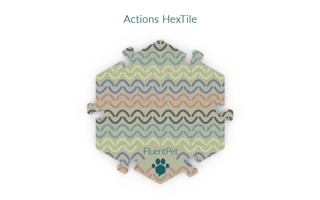 Great Hex tile Actions