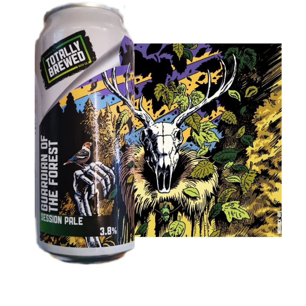 Guardian of the Forest 3.8%