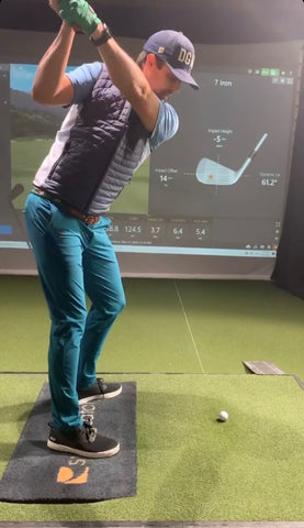 how to hit irons
