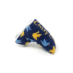 'Chirp Chirp' Needlepoint Putter Cover