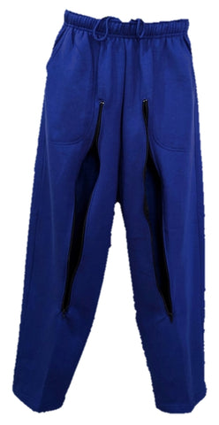 DIALYSIS CHEMOTHERAPY PICC LINE ACCESS SWEATPANTS
