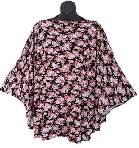 Shoulder Open Caftan Top, Mastectomy, After surgery