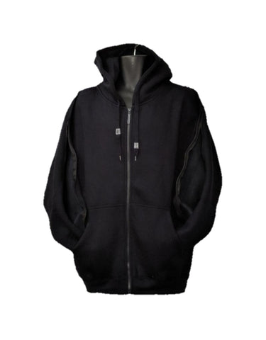 PICC LINE ZIPHOOD DIALYSIS CHEMO - BLACK
