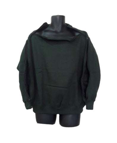 PICC LINE ACCESS CHEMOTHERAPY DIALYSIS TREATMENT SWEATSHIRT-HUNTER