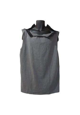 SHOULDER OPEN MEN'S MUSCLE SHIRT