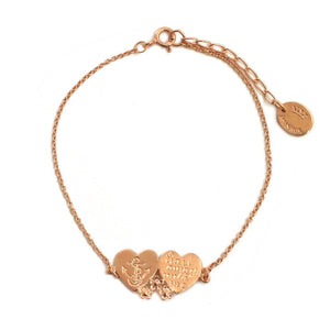Alex Monroe Sail Away With Me Bracelet