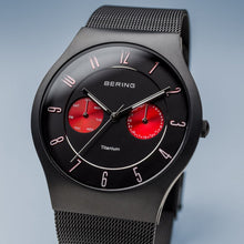 Load image into Gallery viewer, Bering Watch - Gents Classic Black Steel