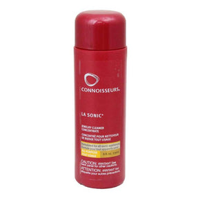Connoisseurs Jewelry Cleaner Solution Concentrate 8 oz