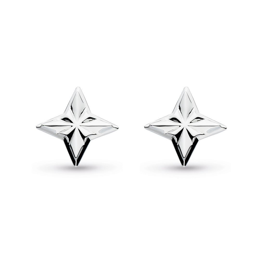 Kit Heath Empire Astoria Star Stud Earrings