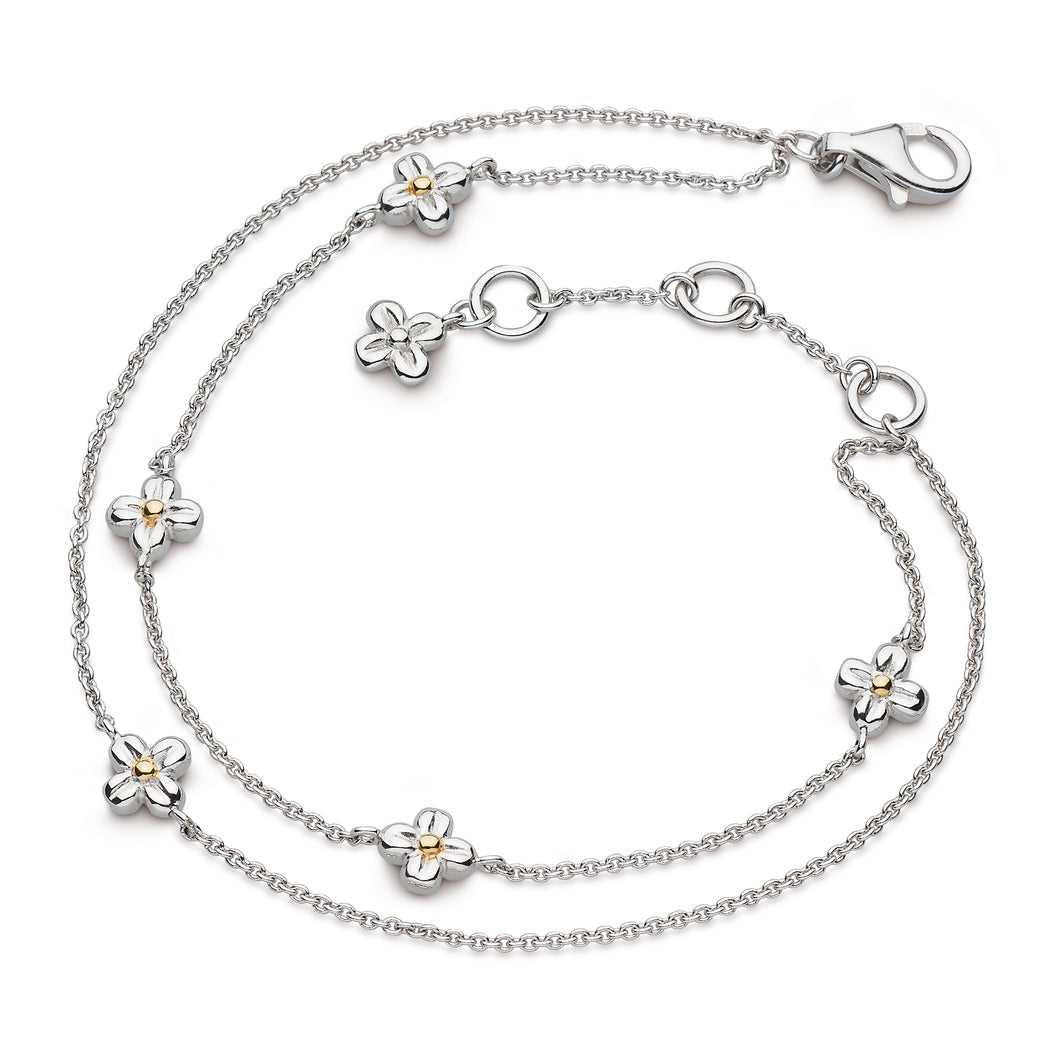Kit Heath Blossom Honey Flower Bracelet