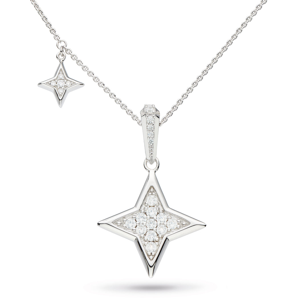 Kit Heath Astoria Starburst Necklace